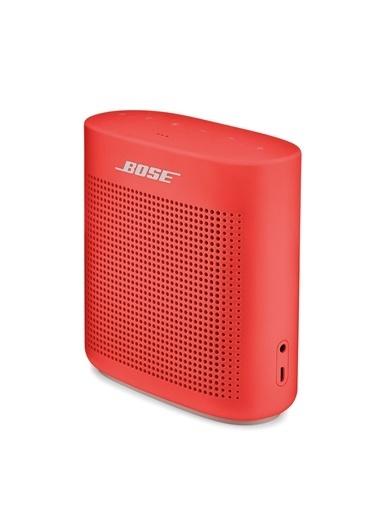 Bose SoundLink Color Kırmızı Bluetooth Hoparlör II Kırmızı